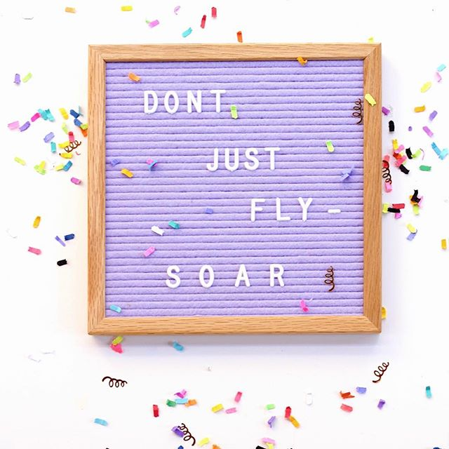 • Dumbo 🐘 • Wise, wise words! I'm so excited for the Dumbo remake, anyone else!!?? It comes out this Friday 🎪!! #mondaymotivation #letterboardquotes #coloryourhealthquotes