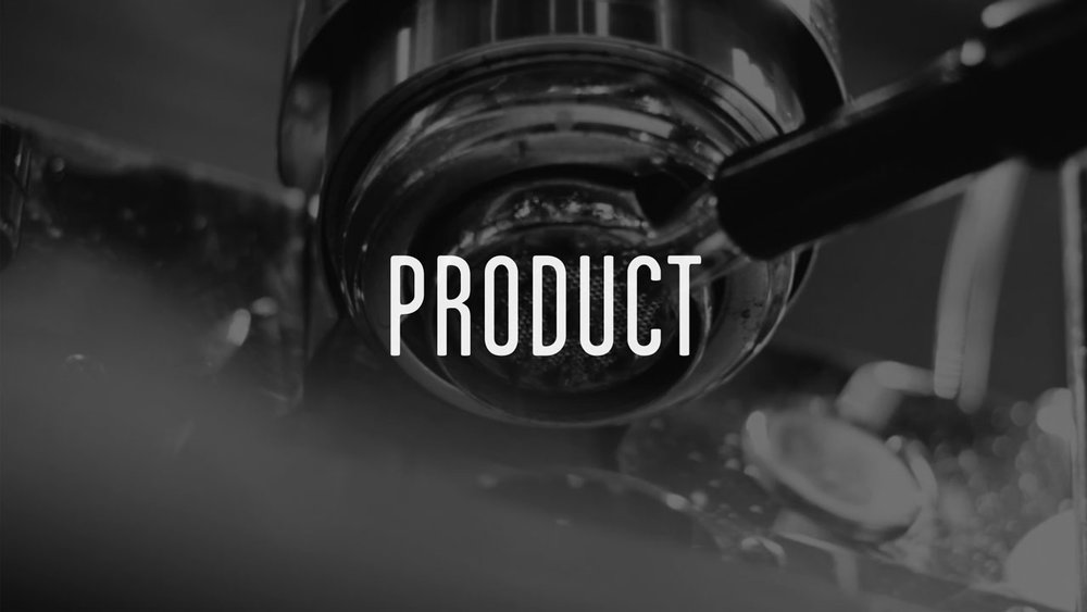 Product stories: Our creative team believes that the ability to look at product differently is the key to any great product video. What do your customers want, and what do they need to see in order for move forward, make decisions, and be successful? Let's do that.