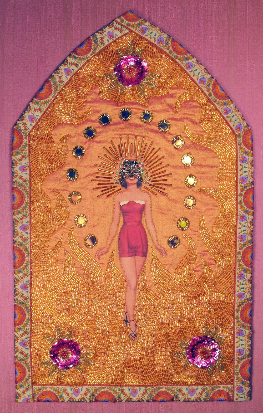 Queen of Heaven (The Resurrection)
