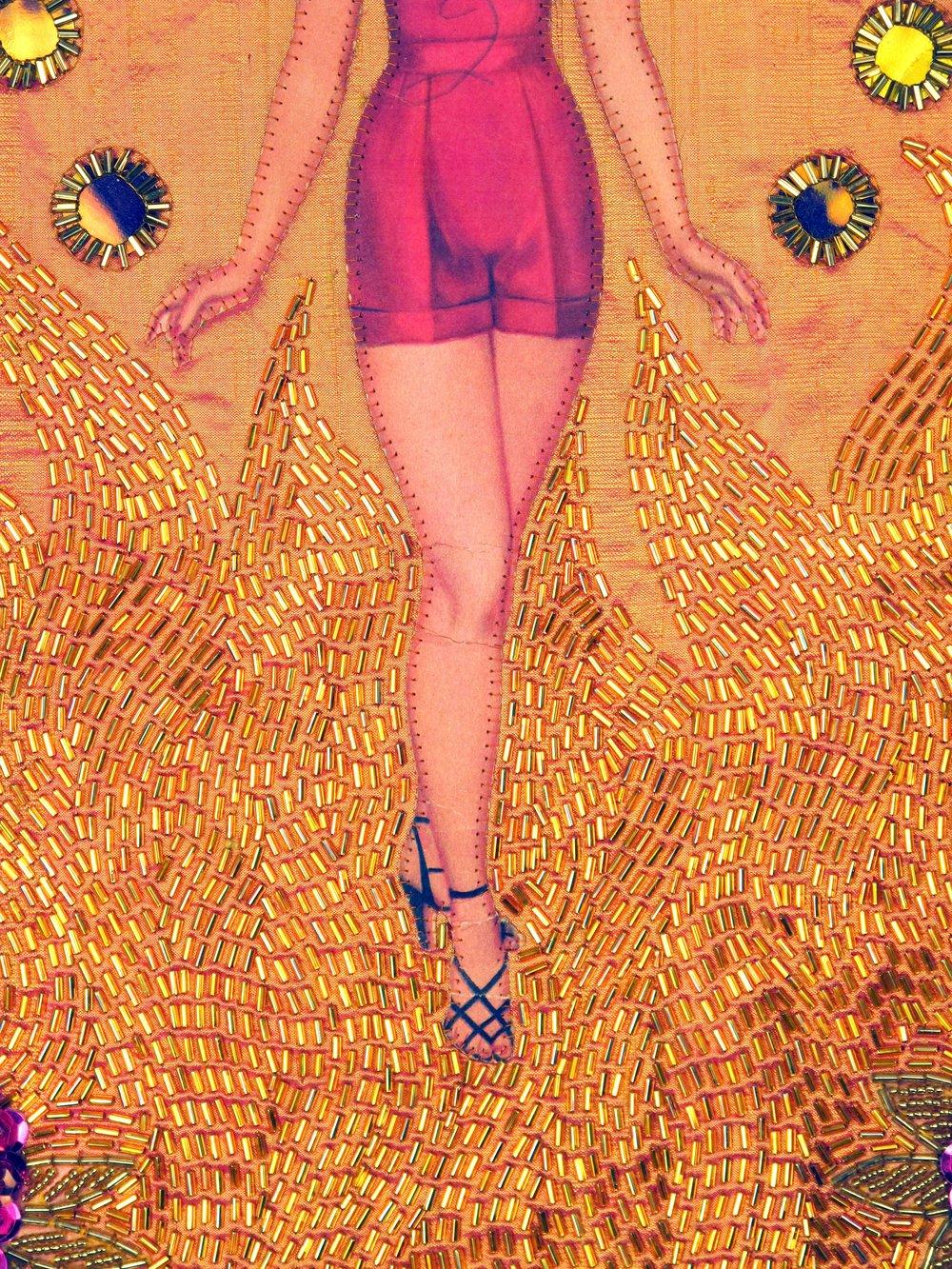Queen of Heaven (The Resurrection) (detail)