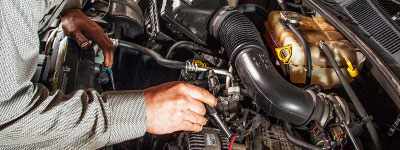 Engine Service: • Engine repair • Engine replacement • Engine performance check • Belt and hose replacement • Driveability diagnostic repair • Fuel injection service & repair • Fuel system maintenance & repair • Ignition system maintenance & repair