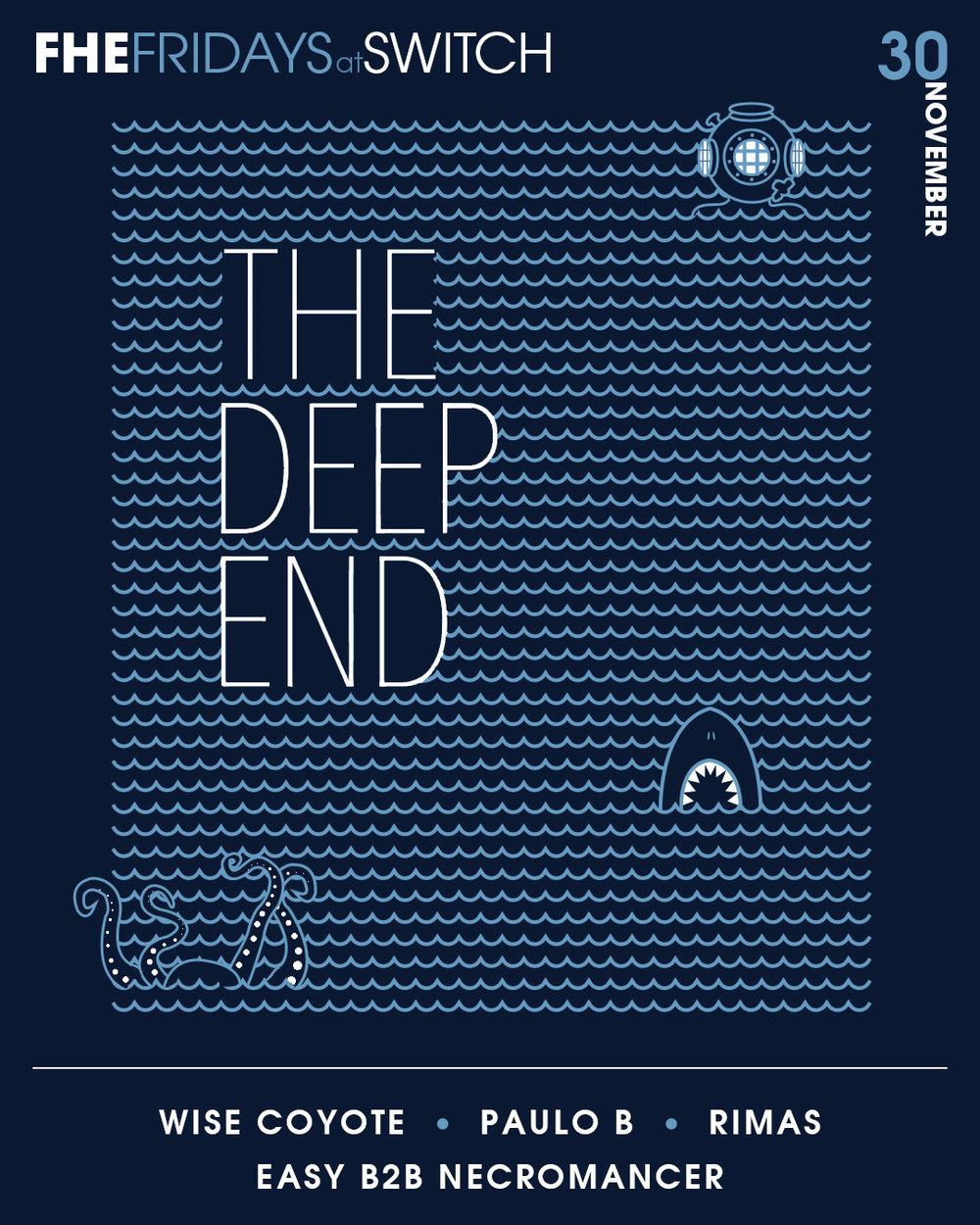THEDEEPENDFHEFRIDAY
