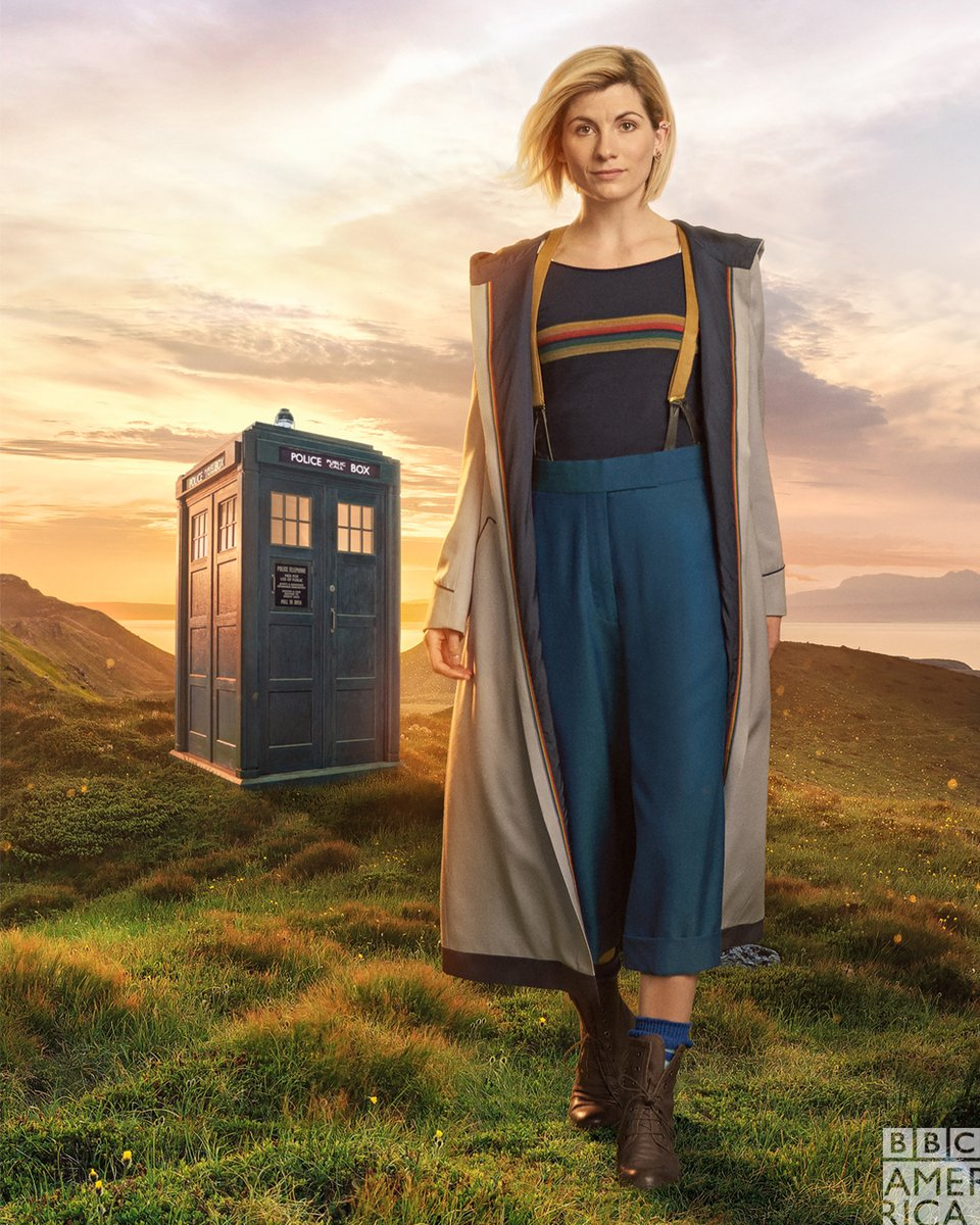 - New Outfit for Doctor Who
