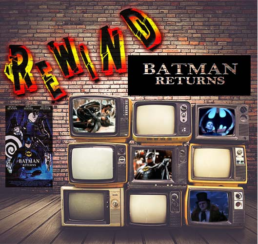 - Wait what? We did our first Commentary track. Oh yeah we did, we did the movie that constantly comes up  very often in our conversations. Batman Returns is it truly as great as Thor says it is? Or is he holding on till the childhood wonder of his youth. i'm pretty sure you have seen it in a while now is the time to blow off the dusty cover and play it back