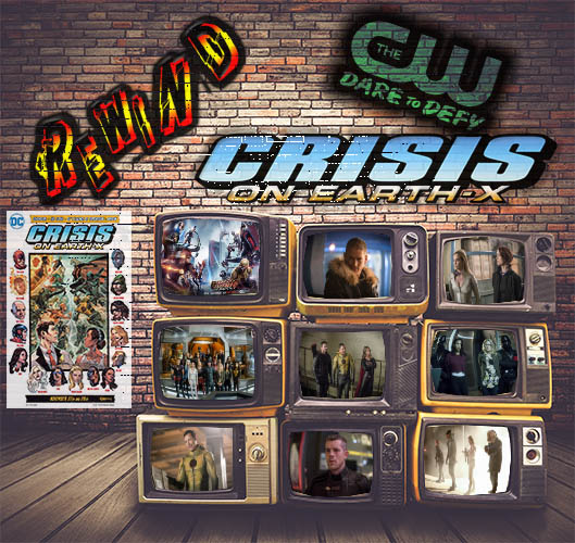 - The Splash Network full breakdown of the CW Arrowverse crossover, Crisis on Earth X. This is the second team up; did it rise to the occasion or fall short? Who dies and who lives? We give our long in-depth opinion.
