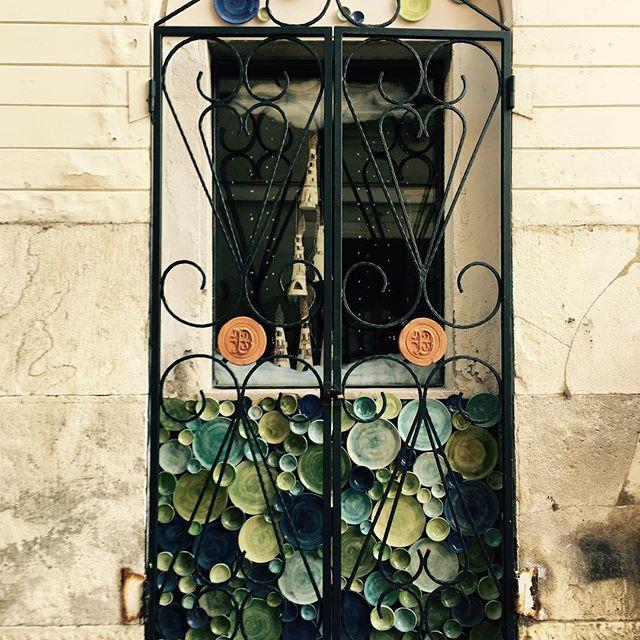 window in Piran