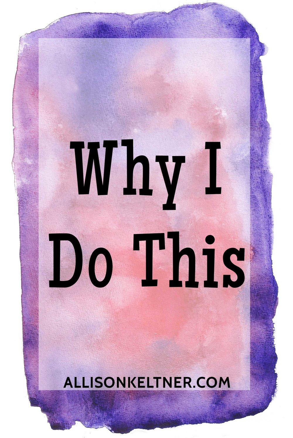 why i'm a freelance writer