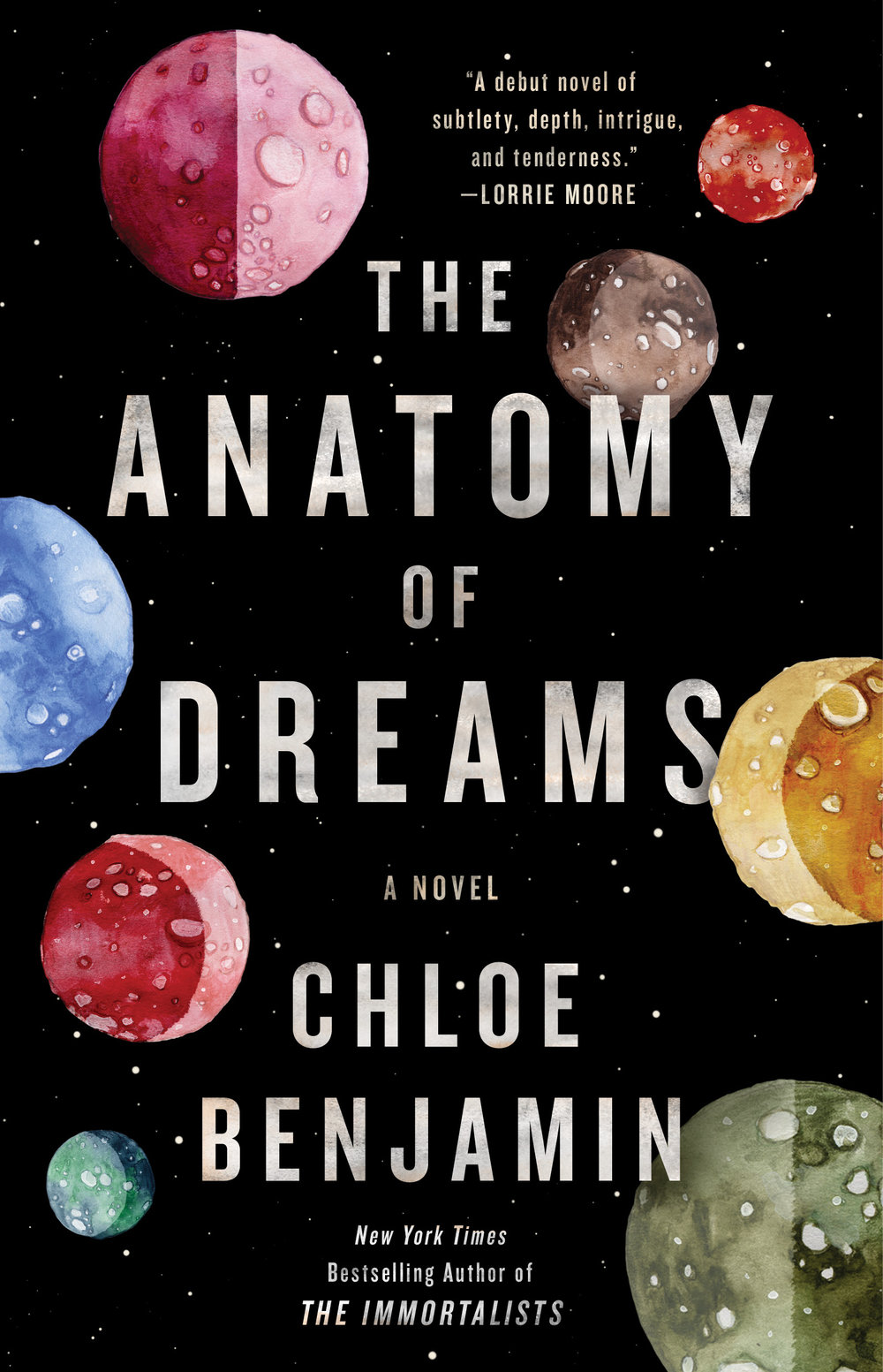 Chloe Benjamin The Anatomy Of Dreams Chloe Benjamin