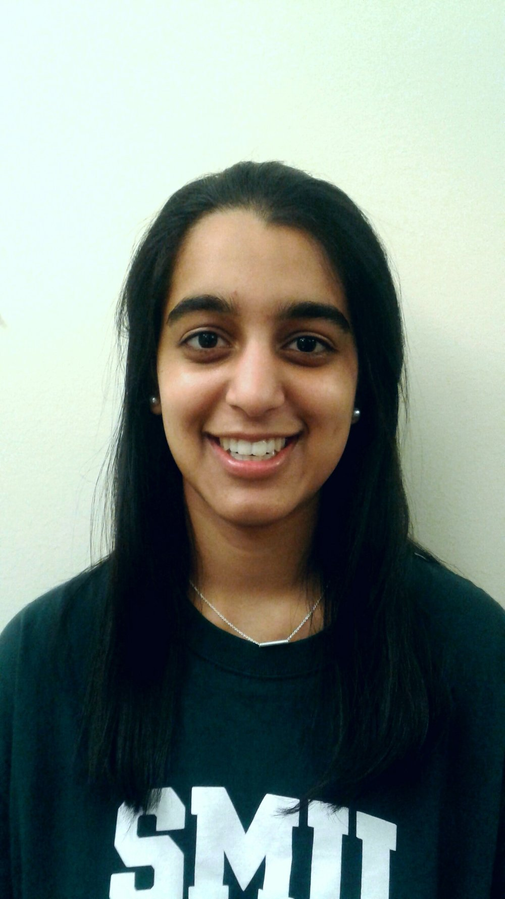 Anika Reddy, Resident Assistant