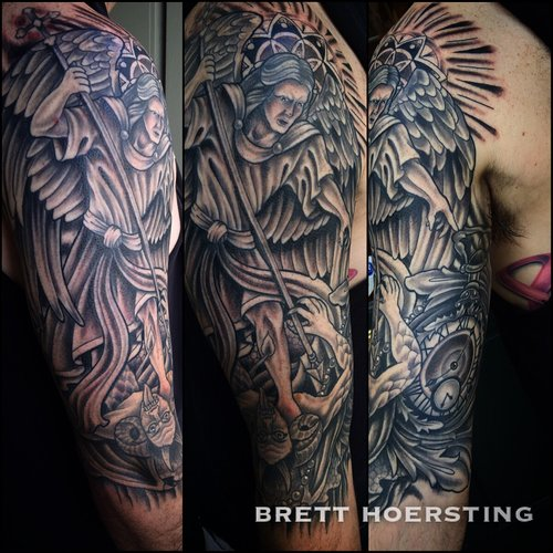 Bluegrass Tattoo Color Tattoos Custom Tattoos Cincinnati Black