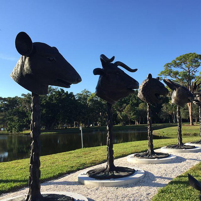 Dope AF Florida nicely done #jamesturrell #josephscoat #aiweiwei