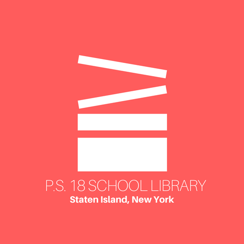 School Library Logo