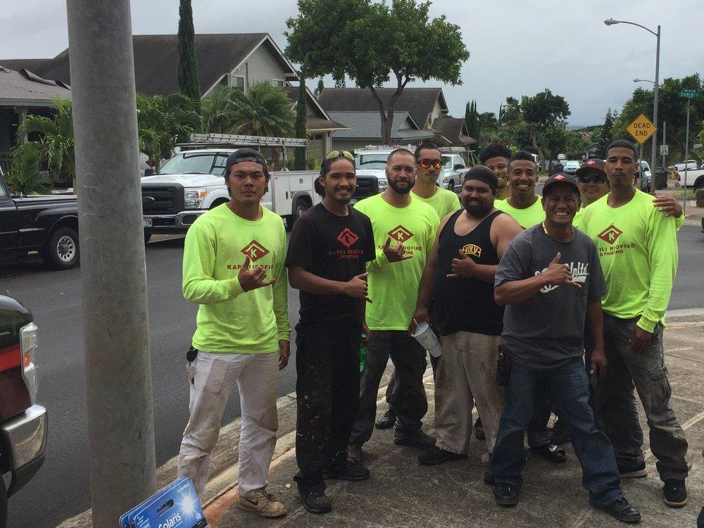 Waikele, HI | Kapili Roofing & Painting