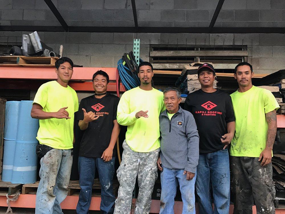 Wahiawa, HI | Kapili Roofing & Painting