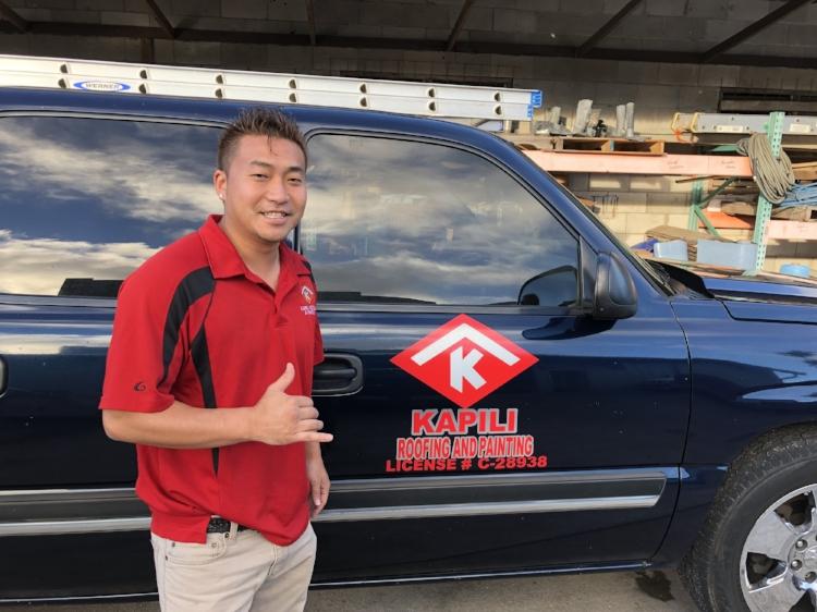 Daniel Nakamura, Vice-President, Roofing Division, Estimating