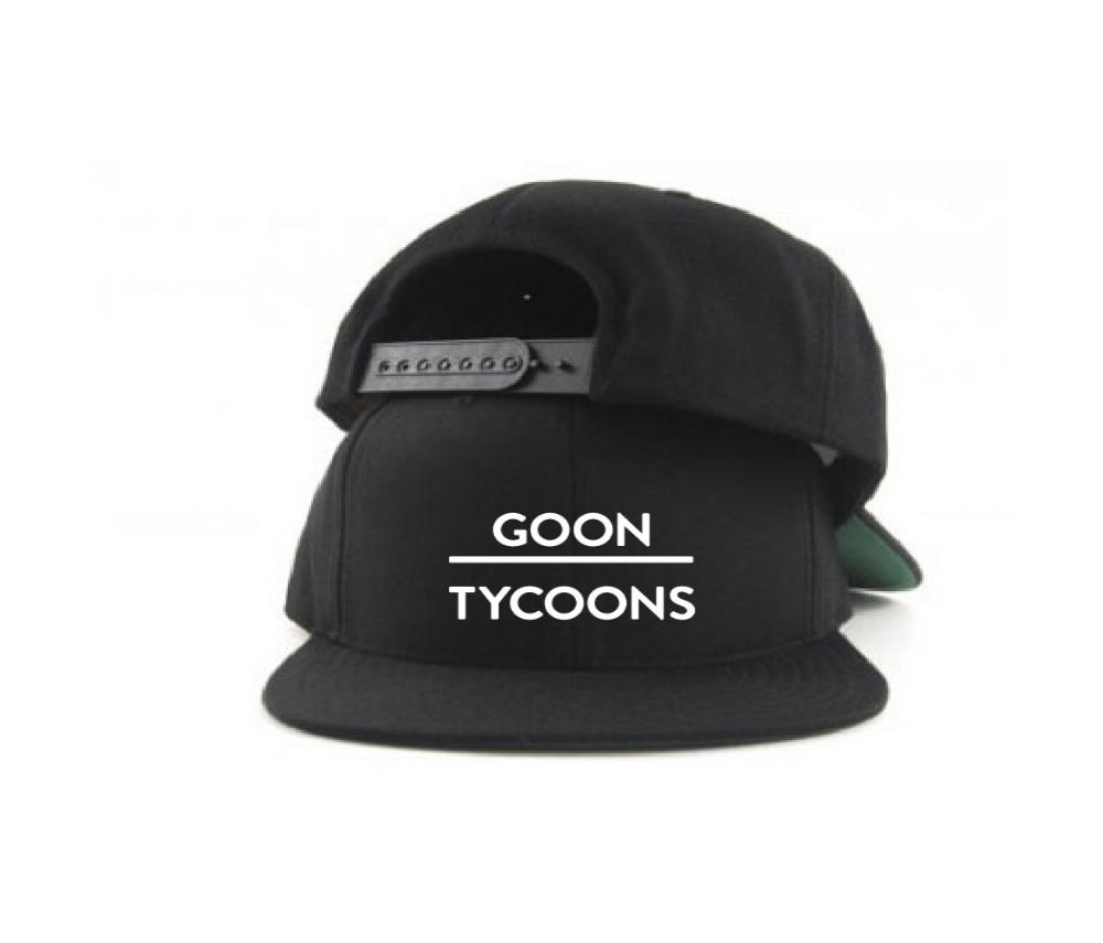 GT Black Trucker Cap - $15.00