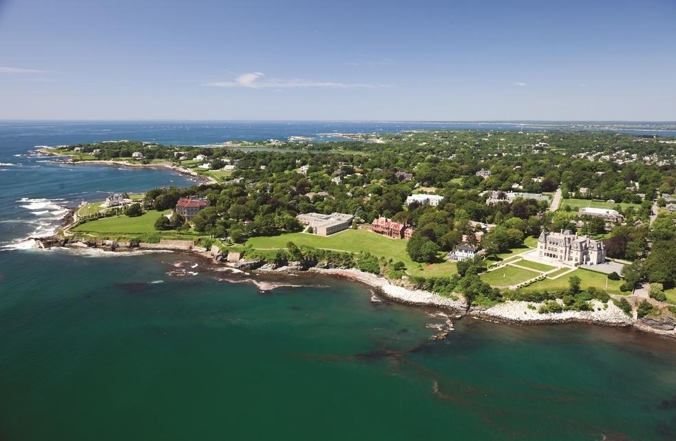 Rhode Island Coastline