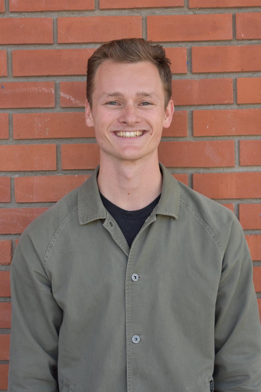 Matt Hewitt - Union Kids Overseer