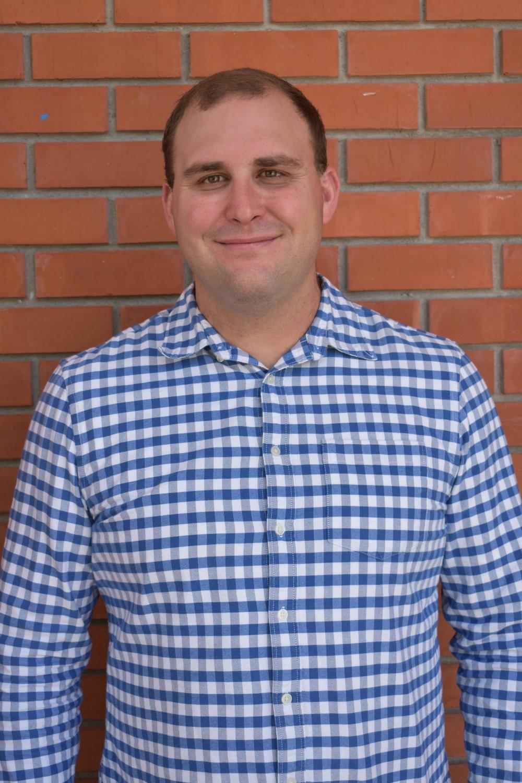 AARON NEWMAN - Lead Pastor