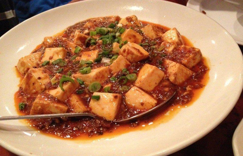 Mapo tofu from MingHin Cuisine