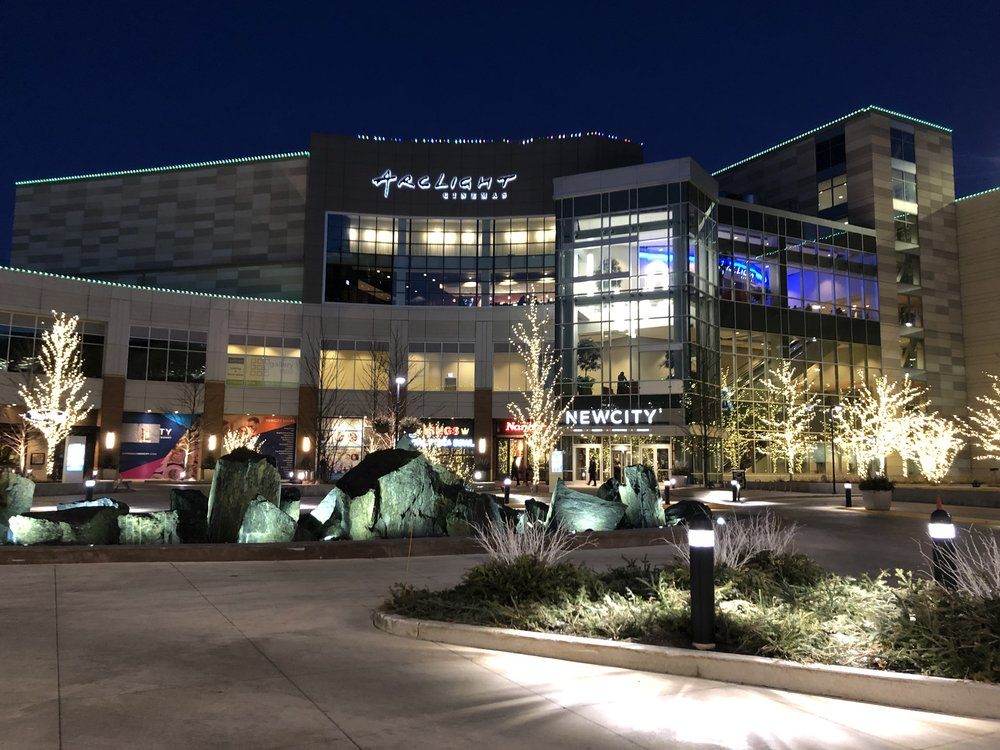 NEWCITY Shopping Center by Lincoln Park