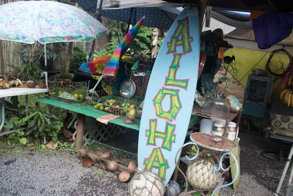 Roadside Stop on the Hana Highway Thanks for reading! Aloha!