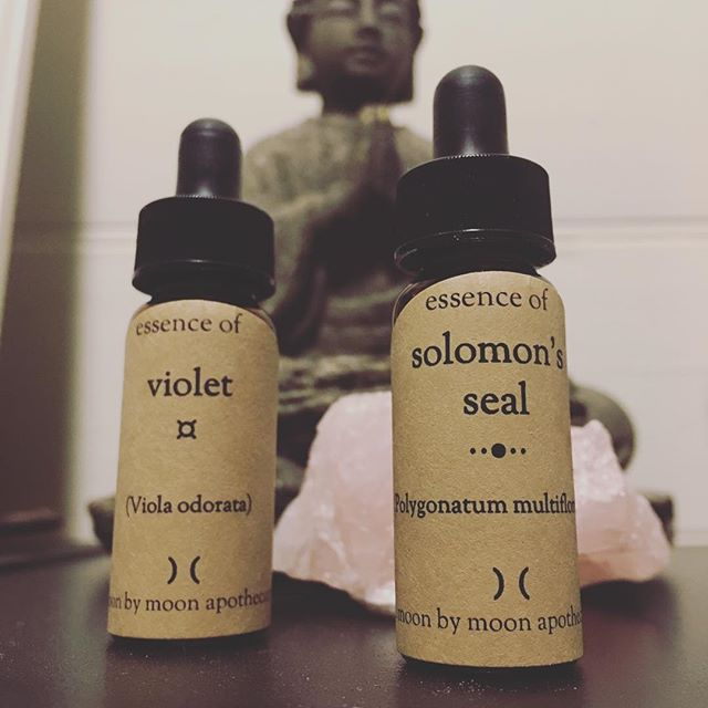Bath time with these babes by @moonbymoonapothecary 🙏 Releasing, healing, opening up, stepping into my power ~ this inner work is taking its toll, in the best possible way ❤️ who else puts their flower essences in the bath? I can't be the only one 😂