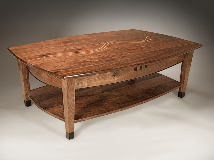 Pbk Coffee Table Michael Singer Fine Woodworking