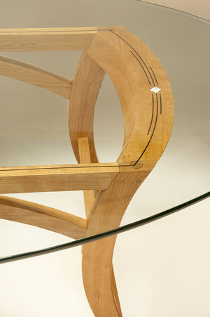 RS Coffee Table — Michael Singer Fine Woodworking