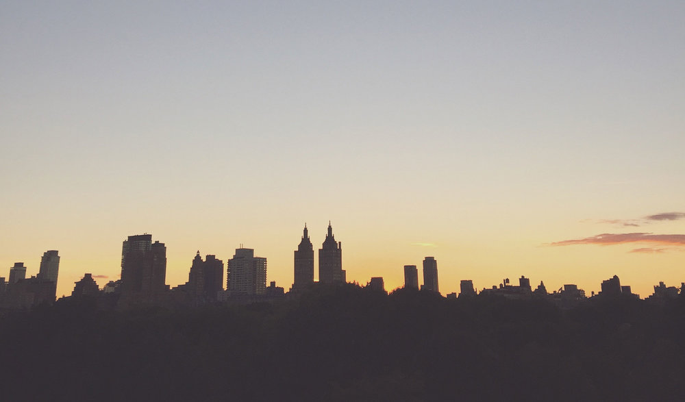 NYC-Skyline-by-Melina-Peterson