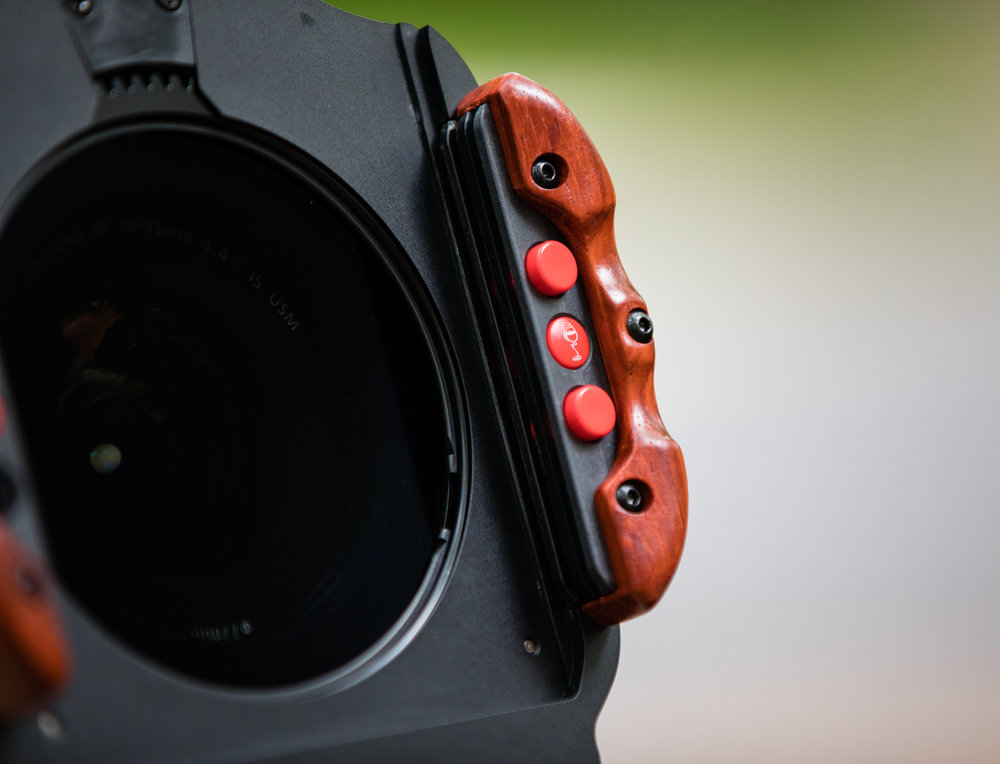 Top/Bottom buttons control position of GND filters safely