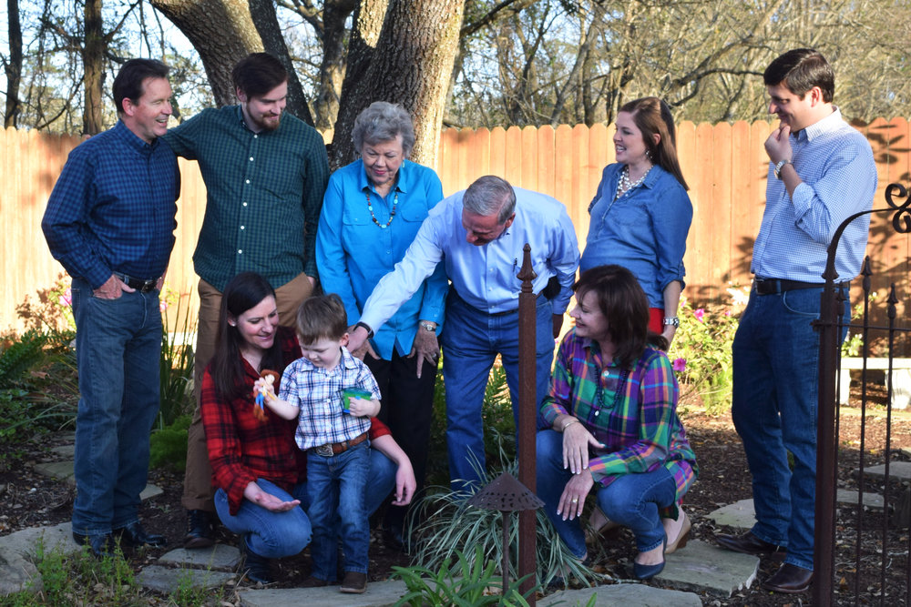 I have been involved in the community for many years. My family first moved to Friendswood in 1974. I chose to move back in 1988 and raise my family here, now my children are raising their children, my grandchildren, here. Friendswood is home to four generations of our family.