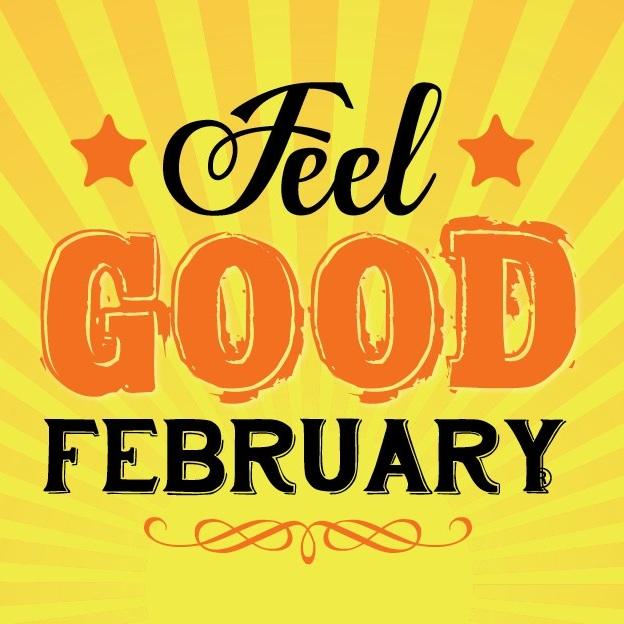 Source:  Feel Good Feb