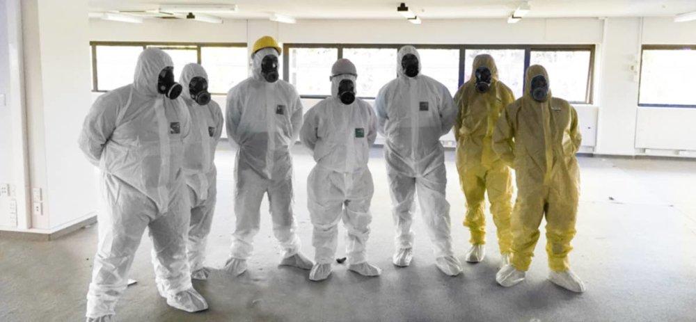 Team of asbestos removalists in Auckland, Wellington & Hamilton