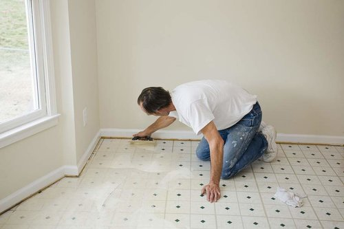 The Truth About Asbestos Vinyl Flooring Chemcare - Dangers of vinyl flooring