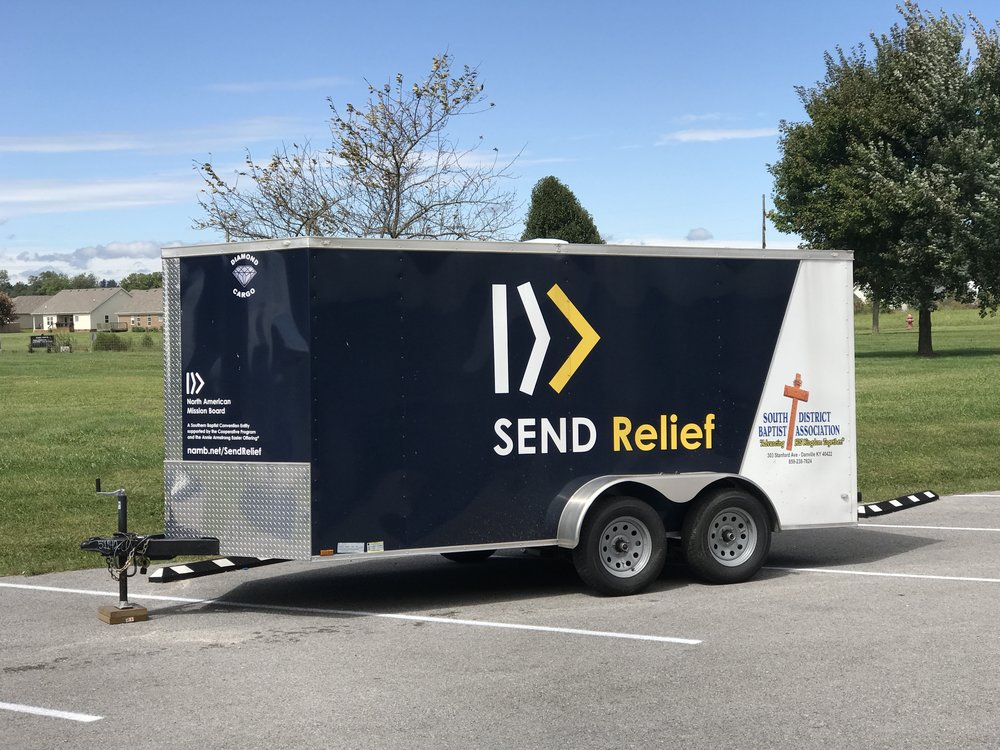 Help us fill this trailer!