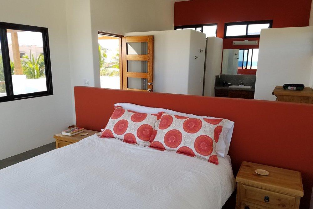 Casa Torote Main Bedroom