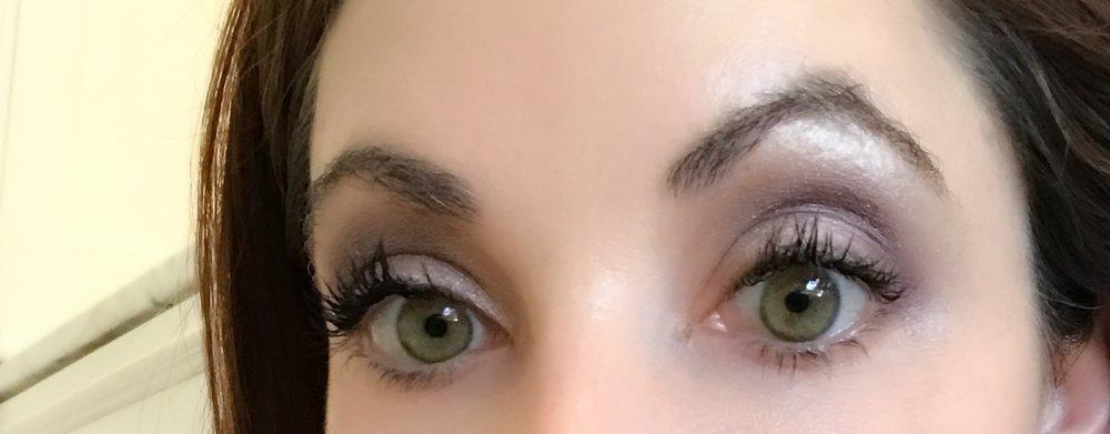 Full Face & Eye Close-Up