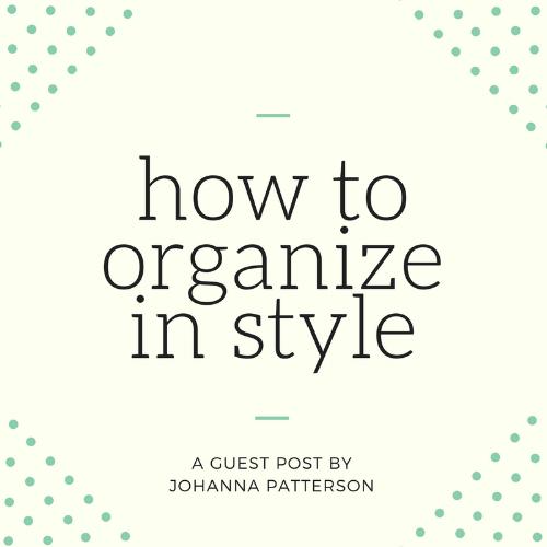 Johanna organize.png