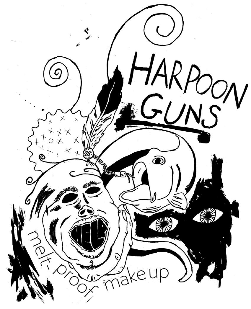 Harpoon Guns T-Shirt