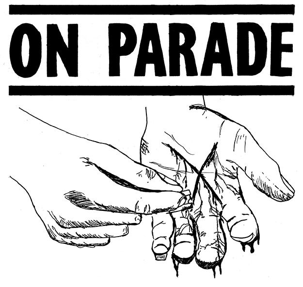 On Parade T-Shirt