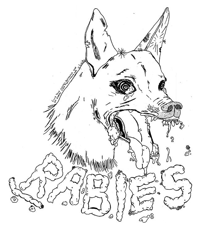 Rabies Shirt