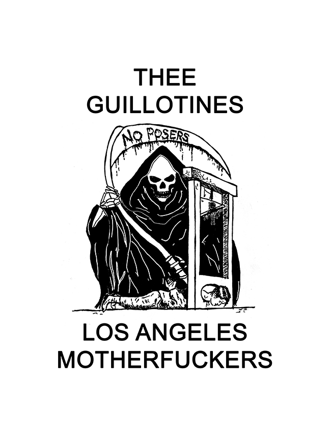 The Guillotines T-Shirt