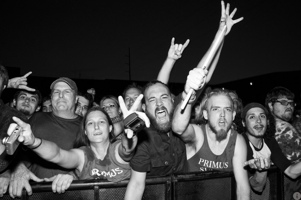 Crowd  2010