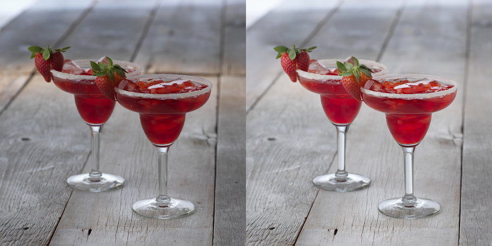 Before and After     Libbey Glass