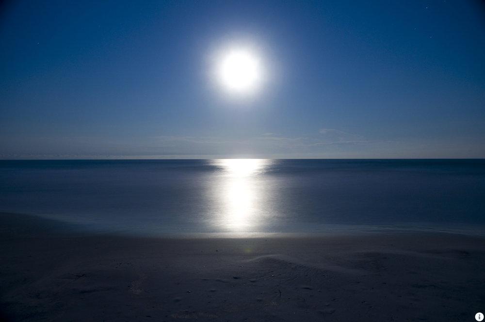 Beach Moon   2012