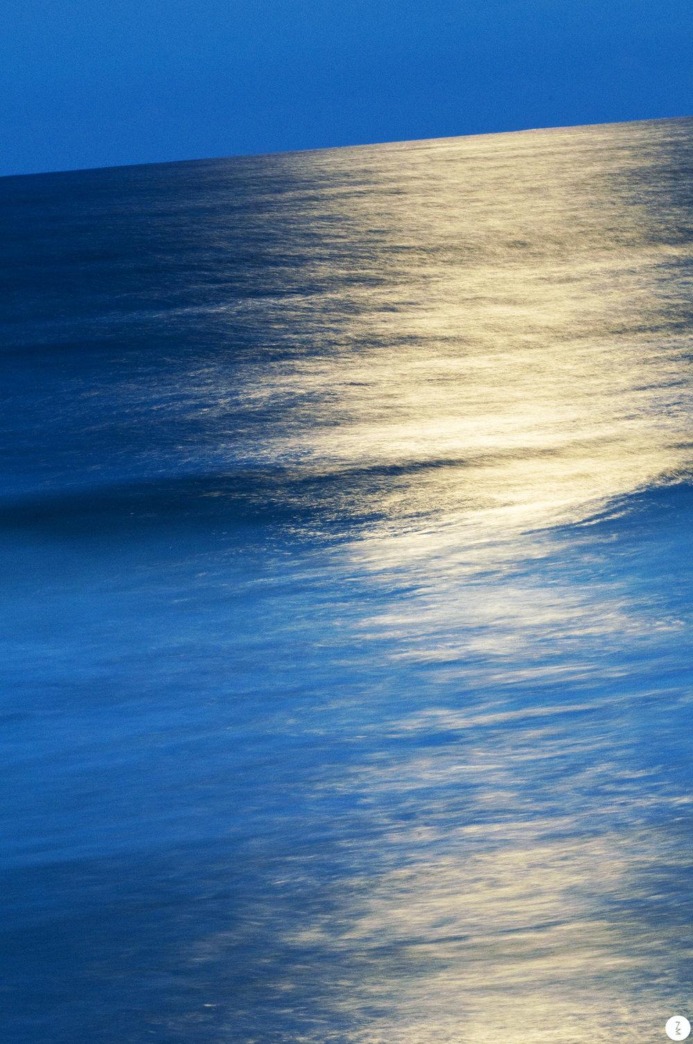 Moon Light On The Water   2012
