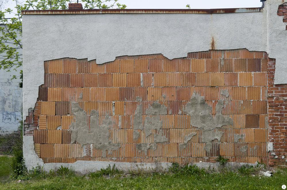 Brick Wall   2012