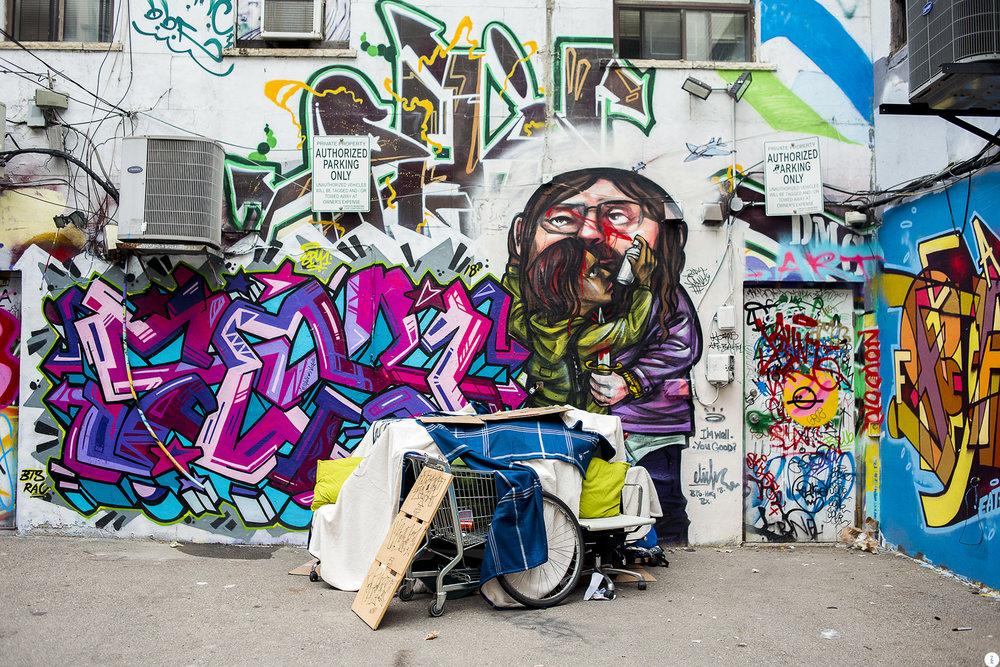 Toronto Campsite  2018