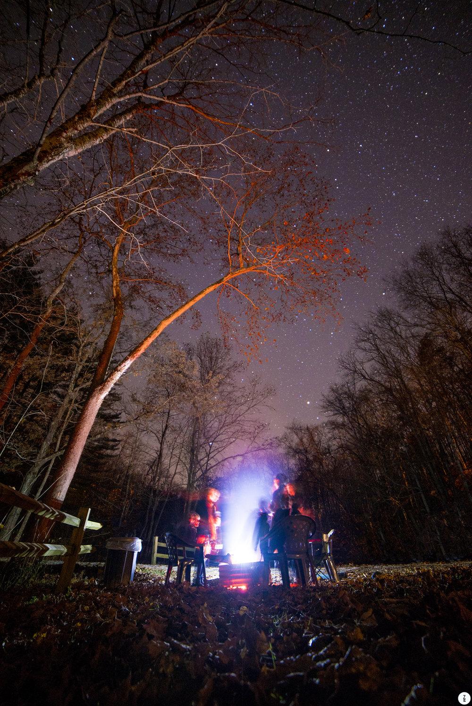 Camp Fire  2018